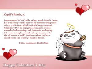 Cupid's Panda
