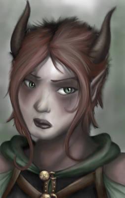 Venalin RPG Portrait