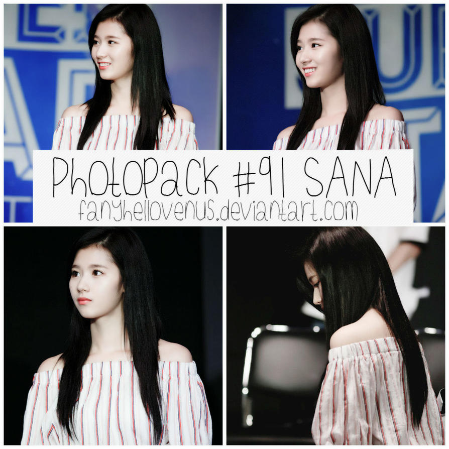 Photopack #91 SANA 12P by fanyhellovenus
