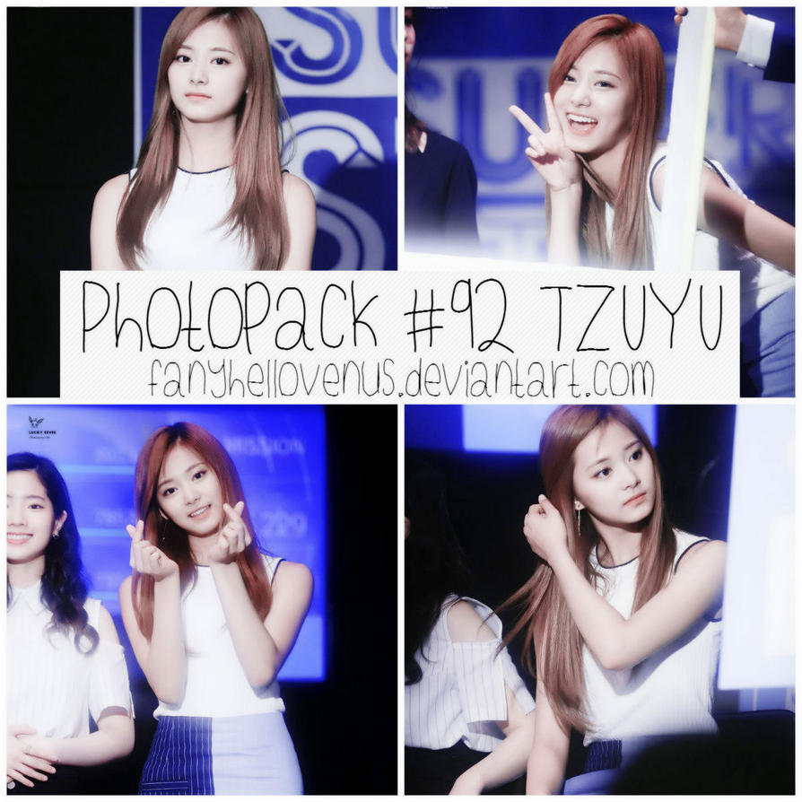Photopack #92 TZUYU 20P by fanyhellovenus