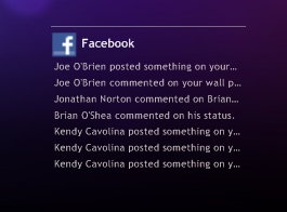 Facebook Notification Reader by Xune531