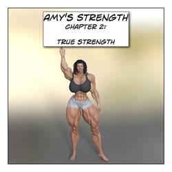Amy's Strength 2: True Strength free release!