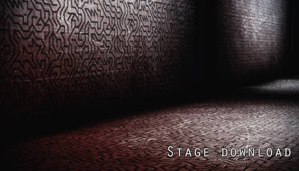 MMD stage ancient wall DL