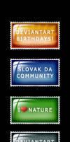 Stamp templates