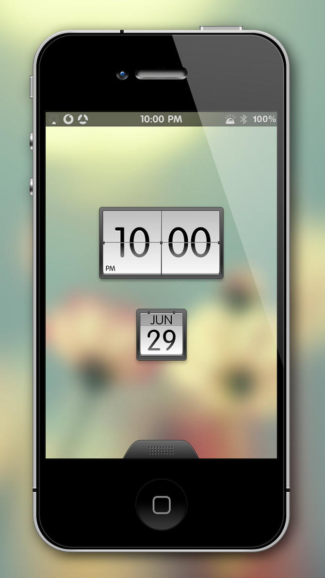 LS MYUI Flip Clock by tadad1