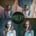 PSD 7- Pink Petals