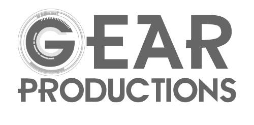 Gear Productions Logo by flamedelf