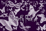 Butterfly Brushes Pack 2