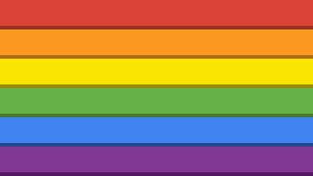 The Rainbow Wallpaper