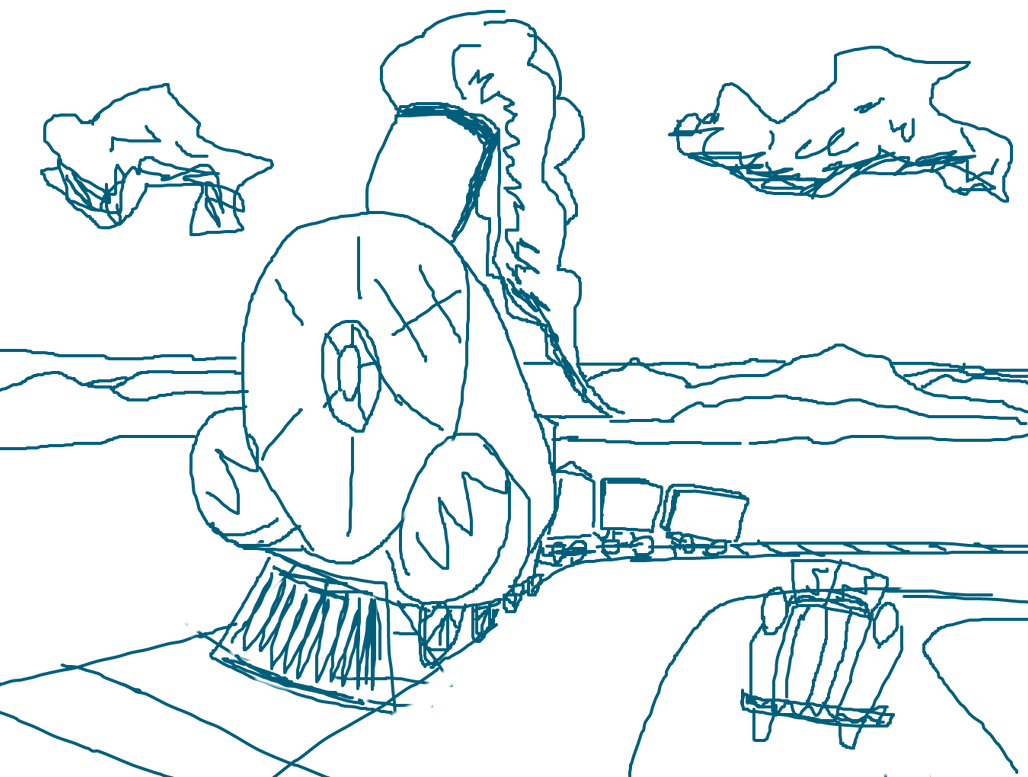 Train Race by RaceProducer
