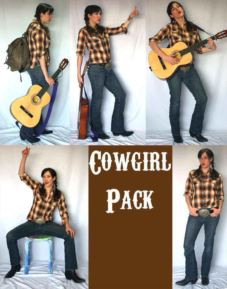 Cowgirl Pack