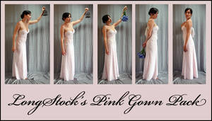 Pink Gown Pack