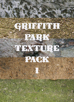 Griffith Park Texture Pack 1