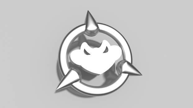 Battletoads Metallic Logo