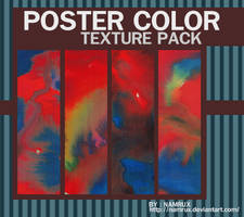 poster color texture pack by namrux