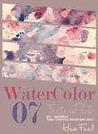 water color texture pack0707