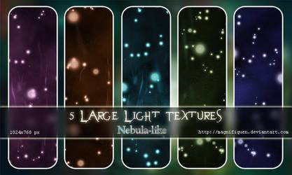 Light Textures - Pack III (Nebulae)