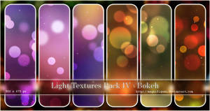 Light Textures Pack IV - Bokeh