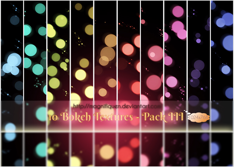 Bokeh-Light-Textures-Pack-III
