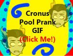 Cronus Pool Prank GIF