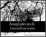 Tree and branches brushes part