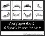 Brushes -Eyelashes