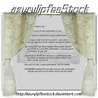 3D object - curtains by AzurylipfesStock