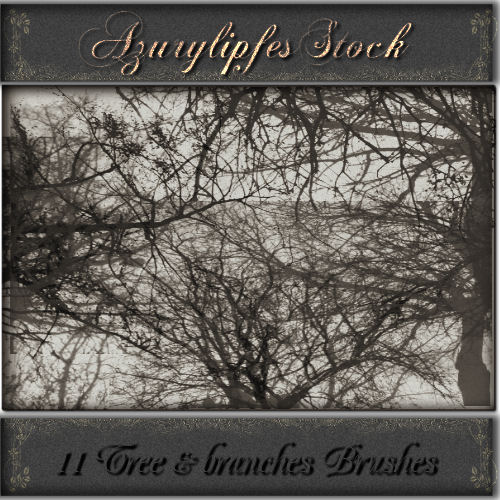 trees_branches brushes part 4