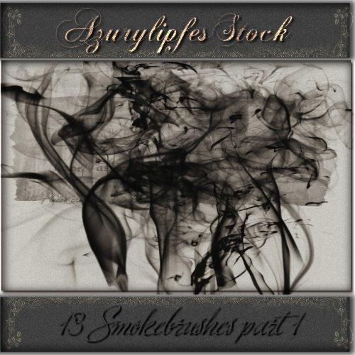 Smoke brushes Smoke_brushes_by_AzurylipfesStock