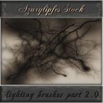 lightning brushes part 2.0