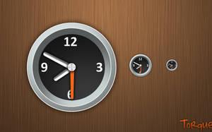 Torque Analog Clock by torque89