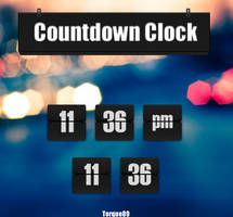 Countdown Clock by torque89