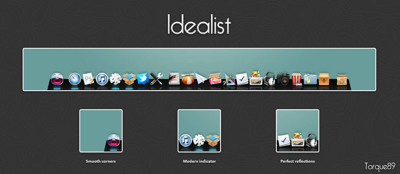 Idealist Dock