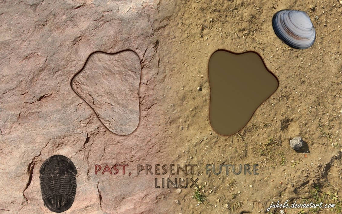 Linux: past, present, future by juhele