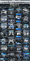 Retrogaming Icon Pack (old)(2008)