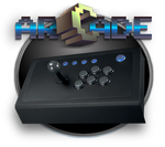 Arcade Icon - PNG+XCF+BLEND