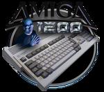 Amiga 1200 Icon - PNG+XCF