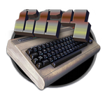Commodore 64 Icon - PNG+XCF