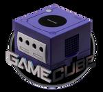 GameCube Icon - PNG+XCF
