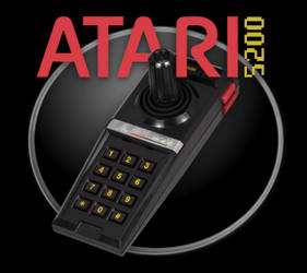 Atari 5200 (17-09-18) - by Anarkhya with The Gimp