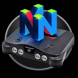 Nintendo64 PNG icon
