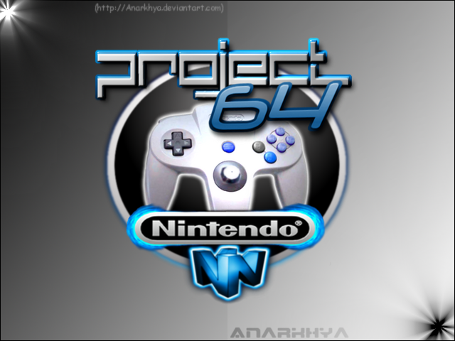 project 64 emulator Port of the popular multi-os n64 emulator, mupen64, to the nintendo wii and gamecube through the libogc library the emulator uses dynamic recompilation of the n64 machine code to powerpc machine code and full hardware accelerated graphics to achieve (mostly) full speed emulation.
