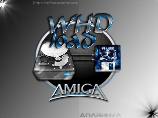 WHDload for Amiga emulation