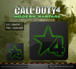 CoD 4 Modern Warfare Icon