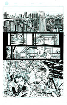 MARVEL Sequentials Page 1