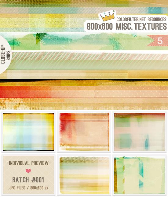 Large Textures - Batch #001
