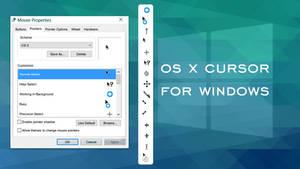 OS X Cursor