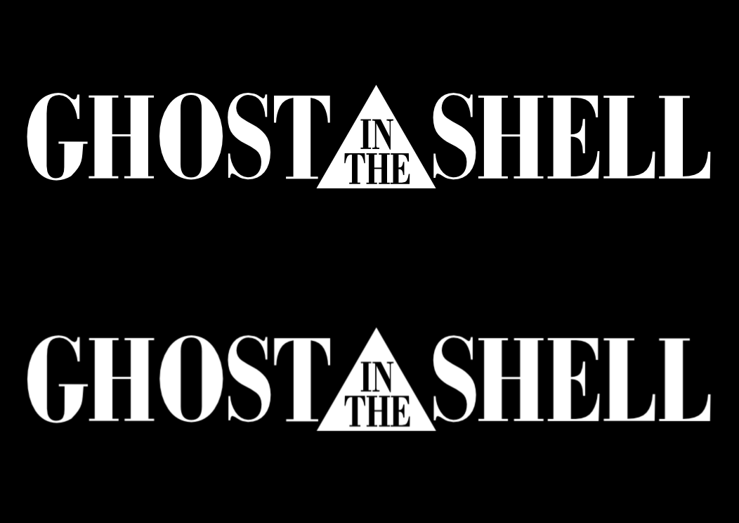 Ghost In The Shell Logo By Risu No Hito On Deviantart