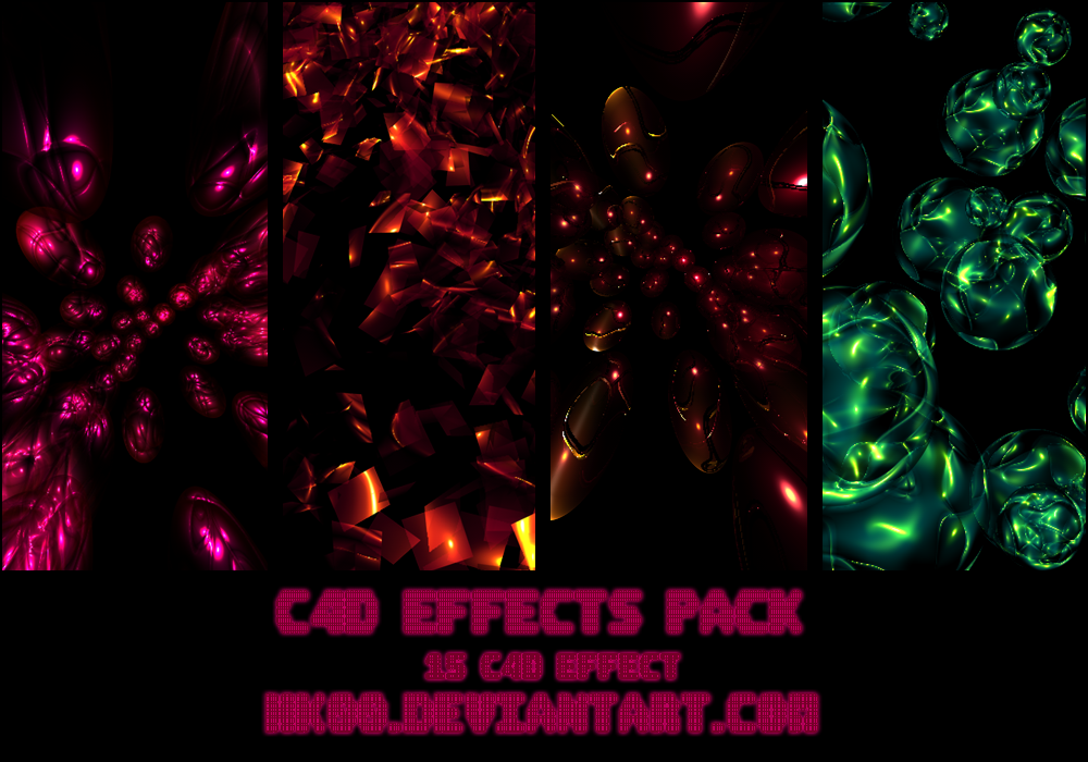 C4D Effect Pack C4d_Effect_Pack_by_HK00