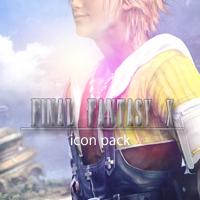 Final Fantasy X Icon Pack by LightningFarron3173